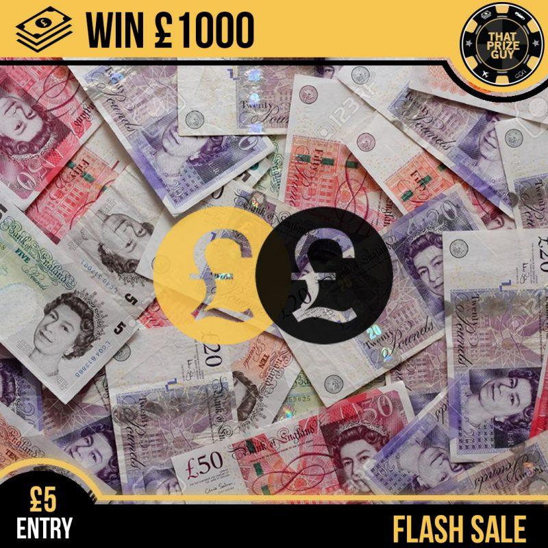 October £1000 #2