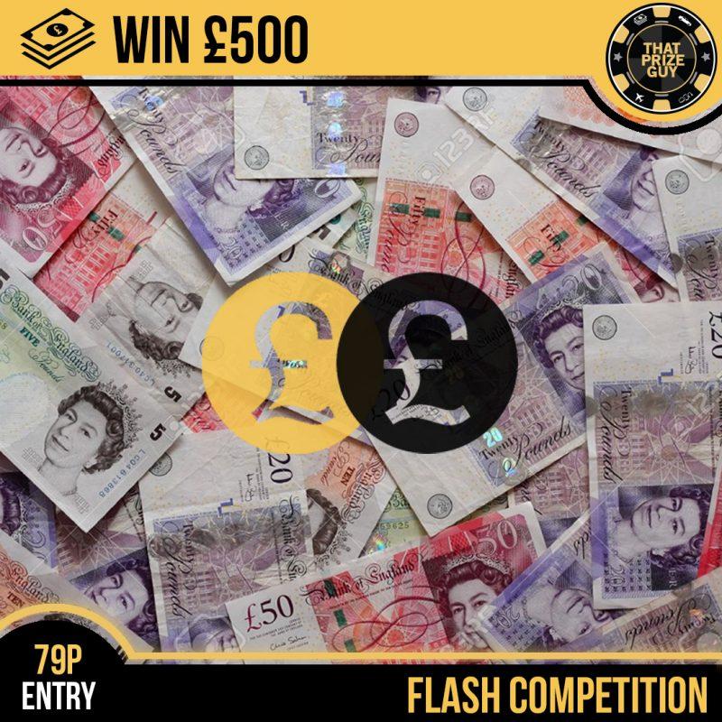 October £500 #2
