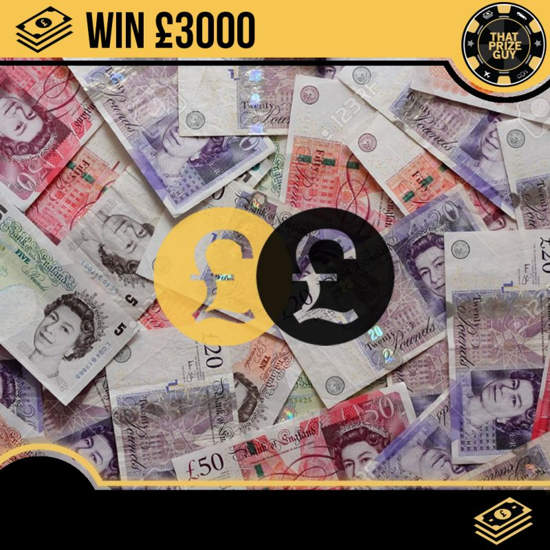 Better odds £3000