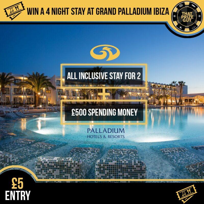Ibiza prize