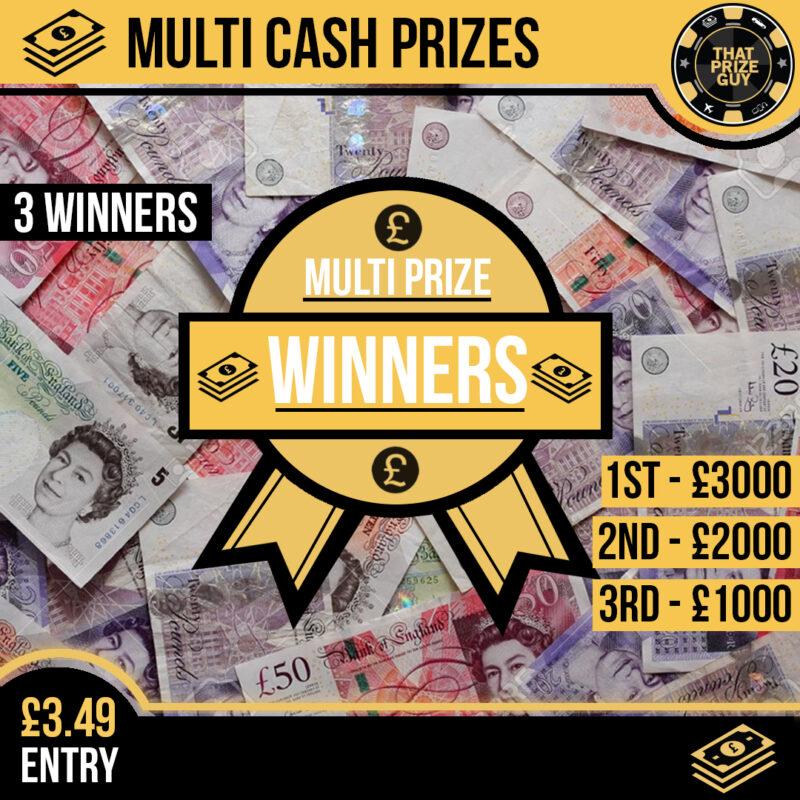 July multi winner