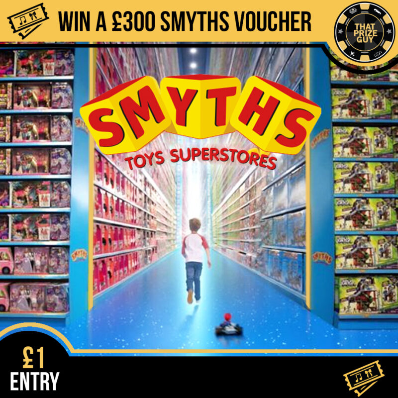 October Smyths voucher