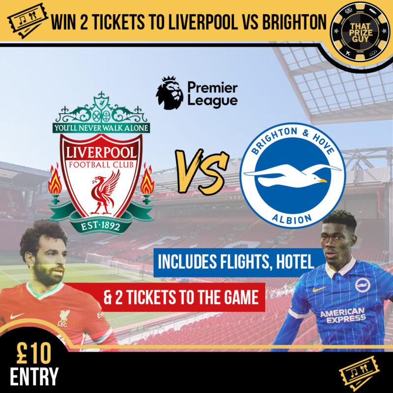 Liverpool v Brighton