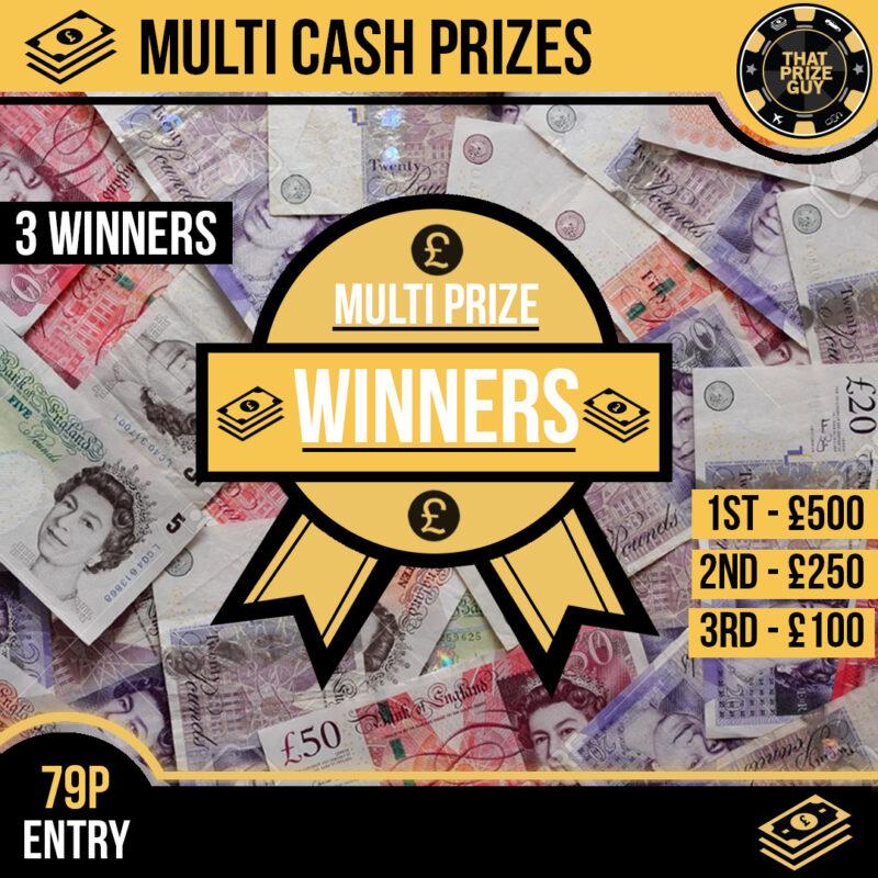 October multi winner